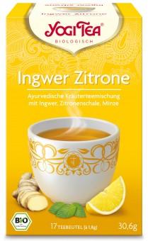 Bio Ingwer Zitrone Teemischung, 30,6 g