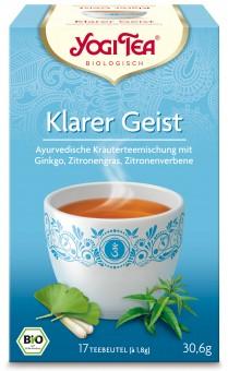 Bio Klarer Geist Teemischung, 30,6 g