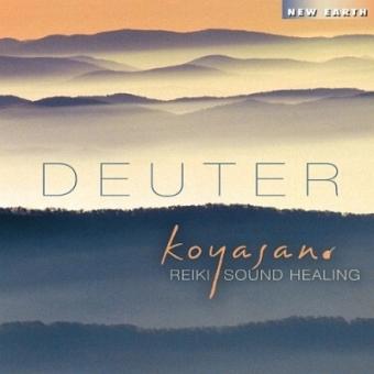 Koyasan - Reiki Sound Healing von Deuter (CD)