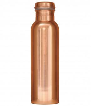 Kupferflasche glänzend, 0,9 l