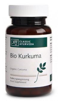 Bio Kurkuma (60 Kapseln), 29 g