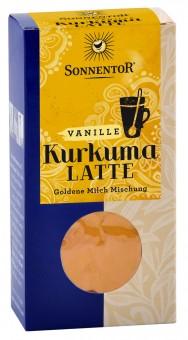 Bio Kurkuma-Latte Vanille, 60 g