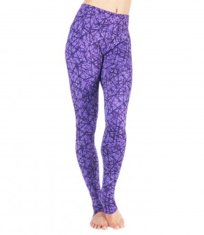 "Leggings ""Soma"", purple"