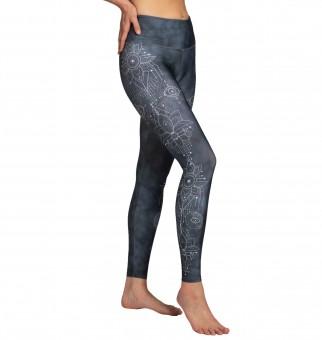 Yoga-Leggings Symbols