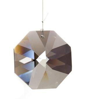 Lichtkristall - Achteck