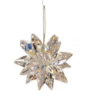Lichtkristallblüte Swarovski 3,5cm