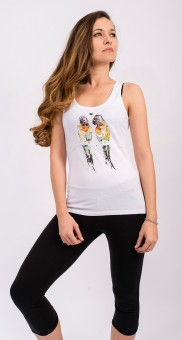 "Tank-Top ""Love Birds"" M"