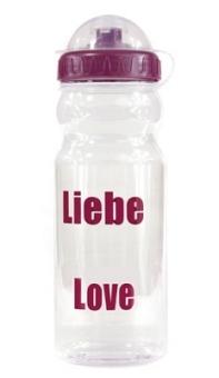 Yogibottle Liebe Love - Trinkflasche