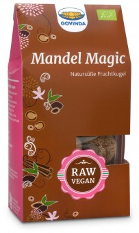 Bio Mandel-Magic-Kugeln, 120 g
