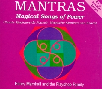 Mantras, Magical Songs of Power von Henry Marshall (CD)