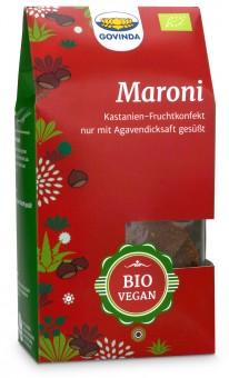 Bio Maroni-Konfekt, 100 g