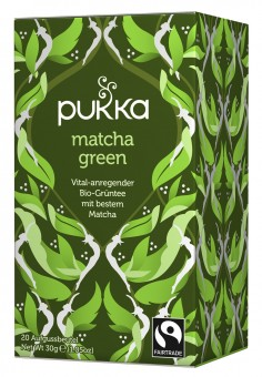 Bio Matcha green Teemischung, 30 g