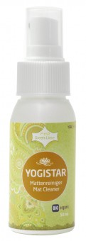Bio Yogamatten-Reiniger - fresh green lime - 50 ml