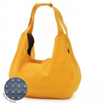 Yogatasche active - maxi big - cotton saffron
