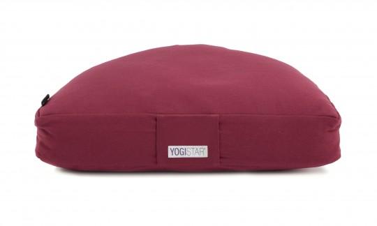 Meditation cushion - half moon