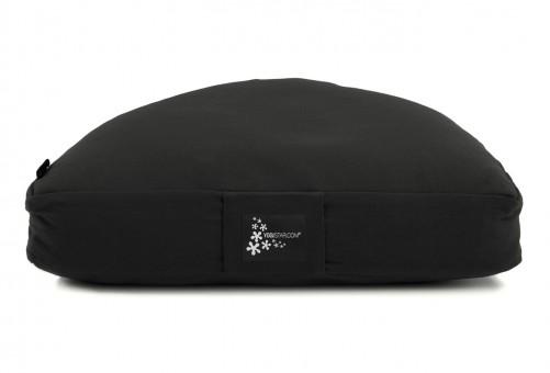 Meditationskissen - Halbmond black