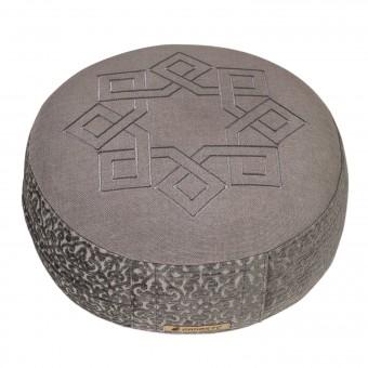 Meditationskissen Sangit, rund Sufidance