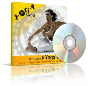 Yoga - Kurs Mittelstufe B von Yoga Vidya (DoCD)