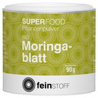 Bio Moringablatt-Pulver,  90 g