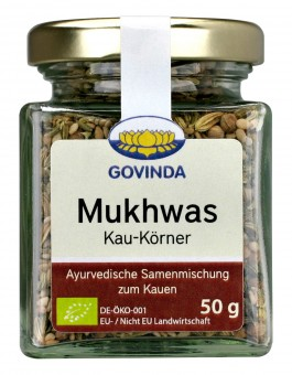 Bio Mukhwas Kaukörner, 50 g