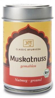Bio Muskatnuss (gemahlen), 50 g