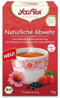 Bio Natürliche Abwehr Teemischung, 34 g