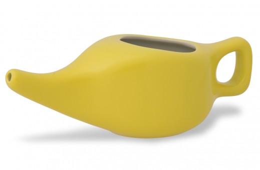 Neti® - Nasenspülkännchen zitronengelb