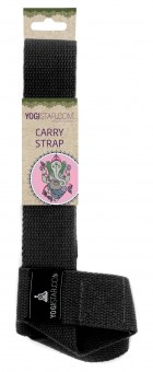 Yogatrageband carry strap black