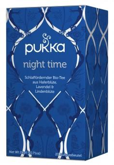 Bio Night Time Teemischung, 20 g