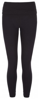 "Leggings ""OM"", jet black"