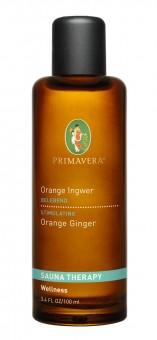 Bio Aroma Sauna Orange Ingwer, 100 ml
