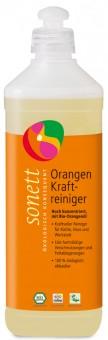Orangen Kraftreiniger