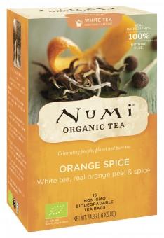 Bio White Orange Spice, 44,8 g