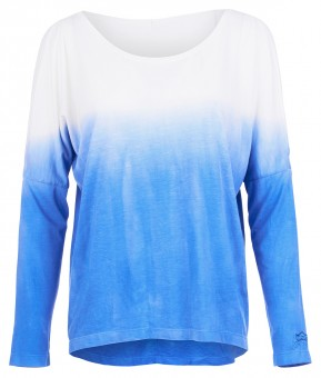 "Longsleeve-Shirt ""Padme"" - mediterraneo XS"