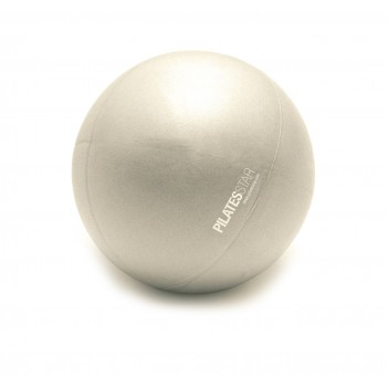 Pilates Gymnastik Ball - Ø 23 cm weiß
