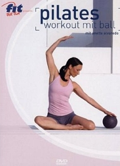 Pilates Workout mit Ball von Anette Alvaredo (DVD)