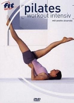 Pilates Workout Intensiv von Anette Alvaredo (DVD)