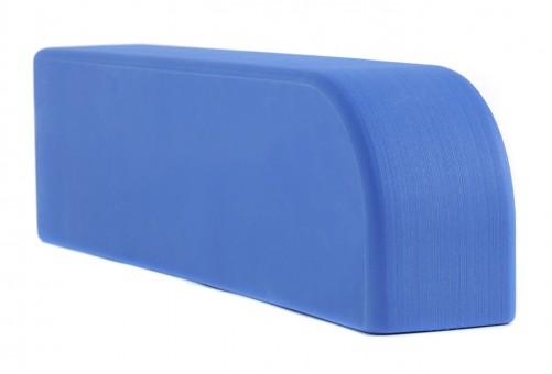 Pilates Block raja - blau