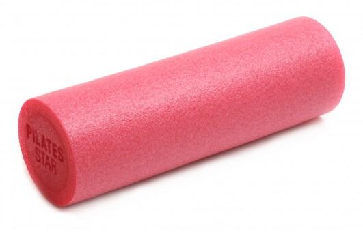 Pilates roll, pink pink