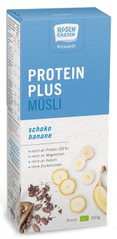 Bio Protein Plus Müsli Recharge, 350 g