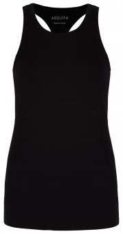 "Yoga-Tank-Top ""Radiance Racer"" - black"