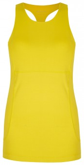 "Yoga-Tank-Top ""Radiance Racer"" - lemonade"