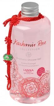 Aromatic Shower Gel Kashmir Rose, 300 ml - Oriental Spa