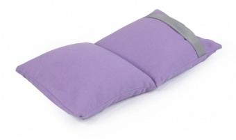 Yoga-Sandsack - 4 kg flieder