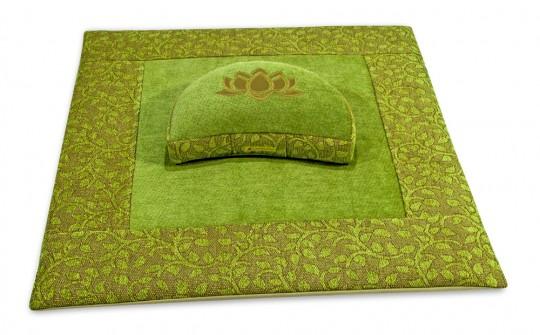 Meditations-Set Shakti grün