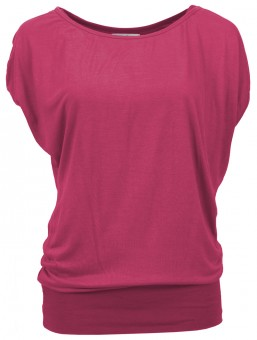 "Shirt ""Lucy"", beet red S"