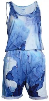 "Jumpsuit ""Ocean"" - blau XS"