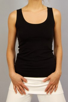 Yoga top 'Sohang' - black