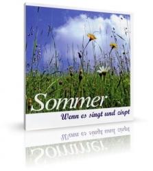 Sommer - Wenn es singt und zirpt von Karl-Heinz und Markus Dingler (CD)