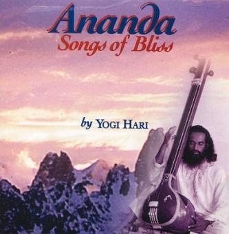 Ananda - Songs of Bliss von Yogi Hari (CD)